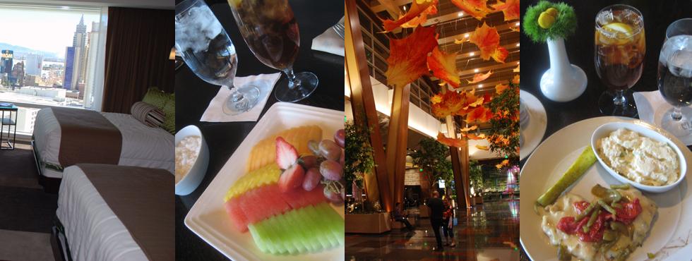 Gluten-free with Wendi e. - Aria Resort & Casino Restaurants - Las Vegas