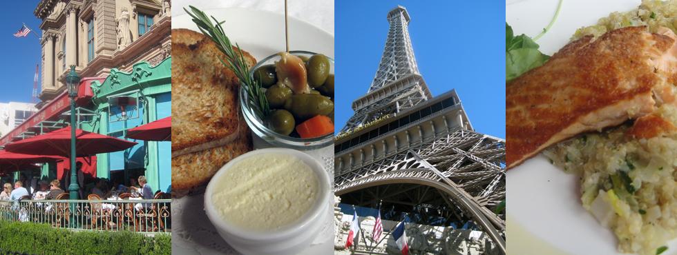 Gluten-free with Wendi e. - Mon Ami Gabi - Paris Casino - Las Vegas