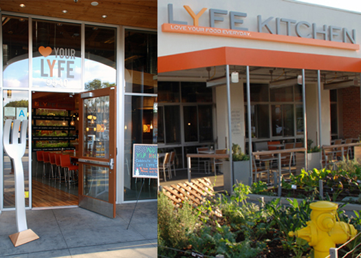 Lyfe Kitchen Gluten Free Menu