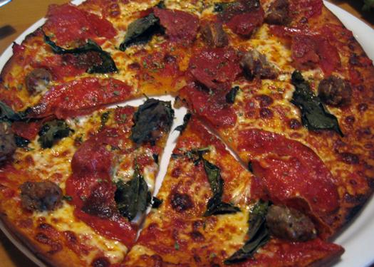 California Pizza Kitchen City Ave Philadelphia