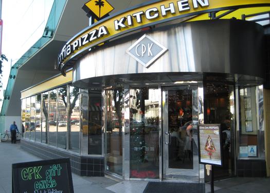 California Pizza Kitchen (CPK) - gluten-free pizza is back!gluten ...