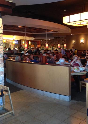 California Pizza Kitchen Downtown Long Beach