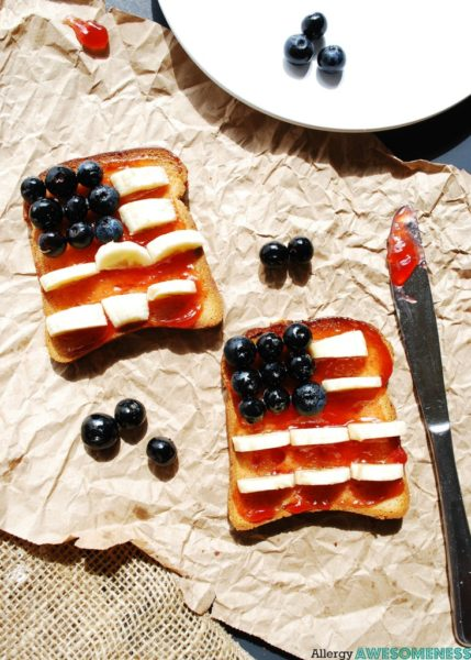 "4th of July celebrations gluten-free style… 5 dishes ""pop"" with color & taste"