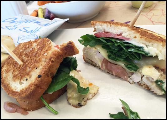 Inside the Chicken Sandwich - The Mixx