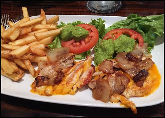Longhorn Steakhouse Chicken Sandwich
