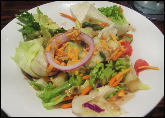 Longhorn Steakhouse Side Salad