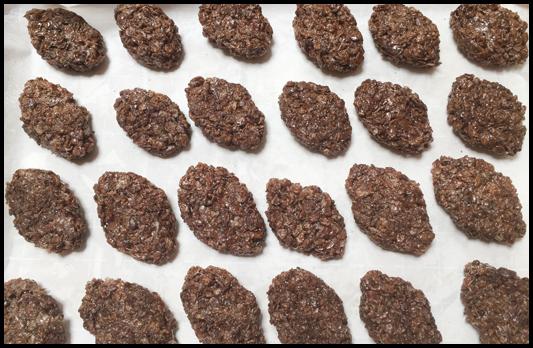 Cocoa Pebbles 24 footballs