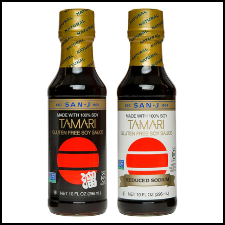 Thank Goodness for Low Sodium Gluten Free Soy Sauce